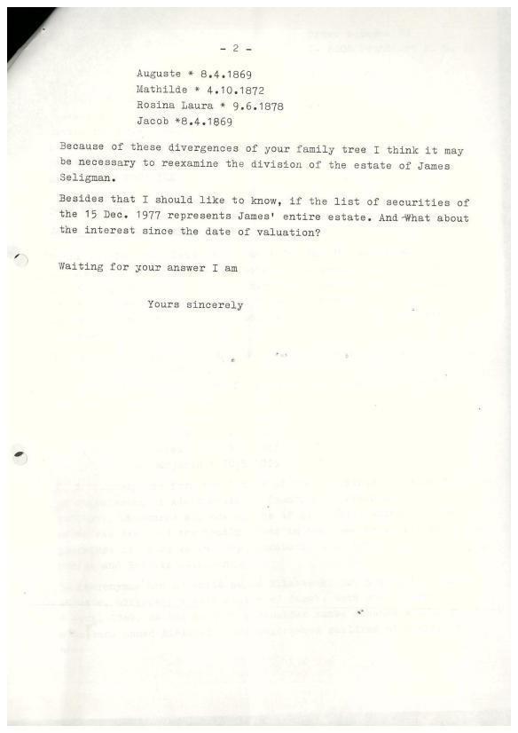 Elsa Oppenheimer 1984 letter-page-002