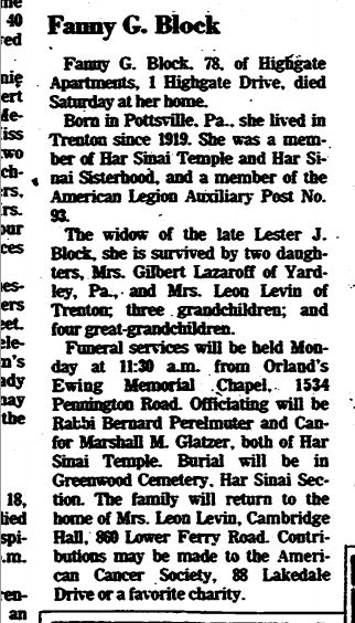 Trenton Evening Times, July 30, 1977, p. 31