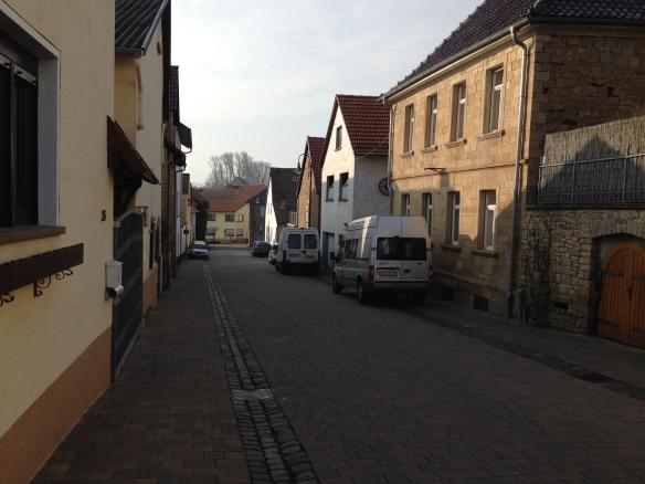 hauptraße