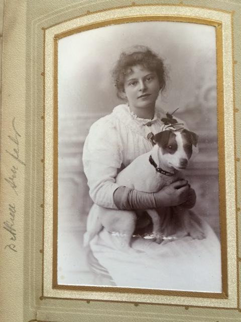Bettina Arnfeld nee Seligmann