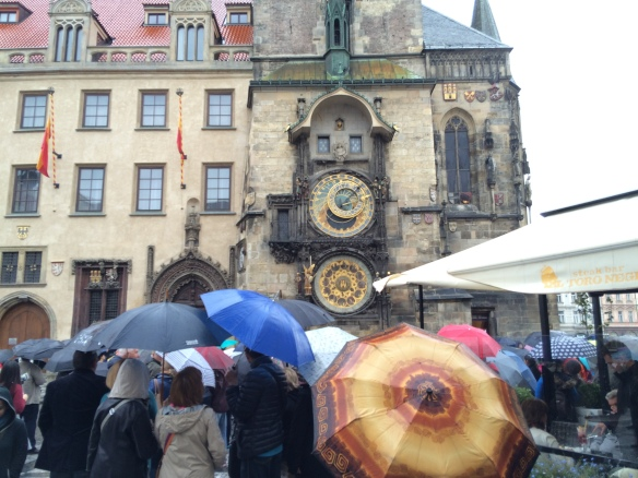 Clock Tower, Old Town Square, Prague