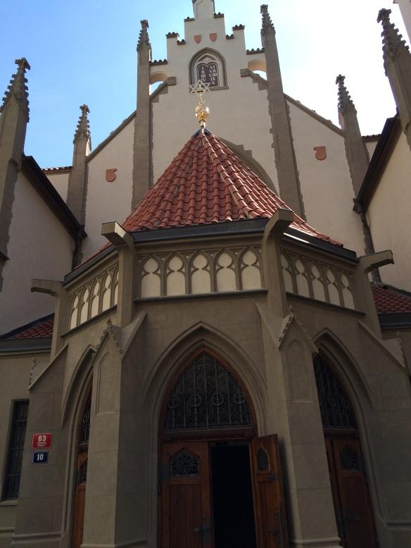 Maisel Synagogue, Prague