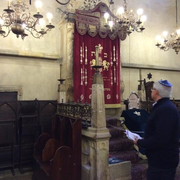 Old-New Synagogue, Prague