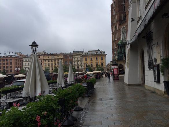 IMG_2628 Krakow Street scene