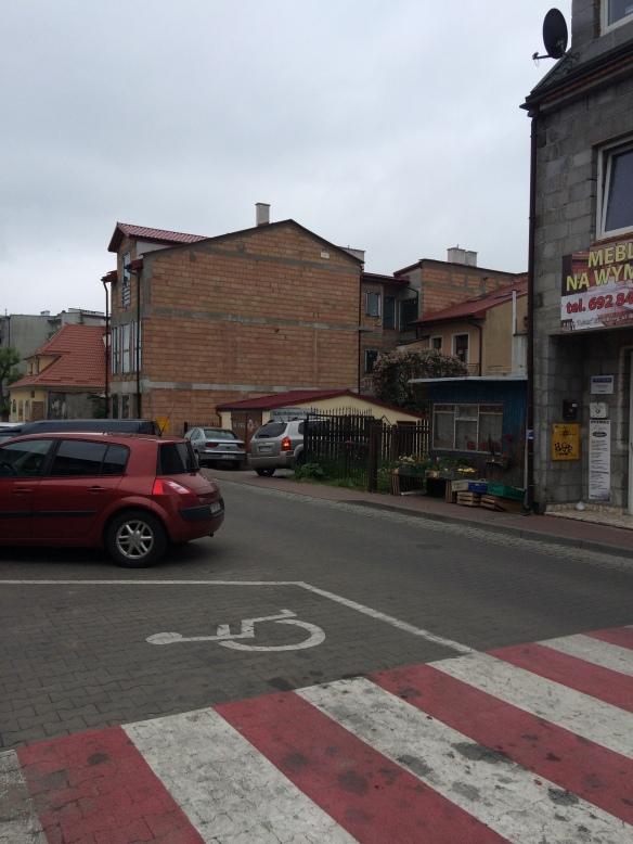 IMG_2662 street in Tarnobrzeg