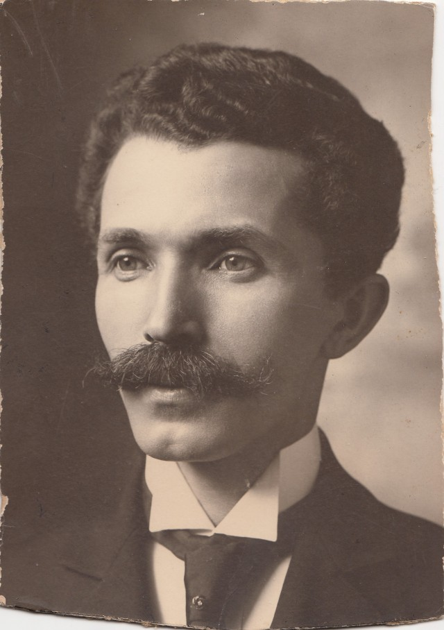Isadore Schoenthal, my great-grandfather