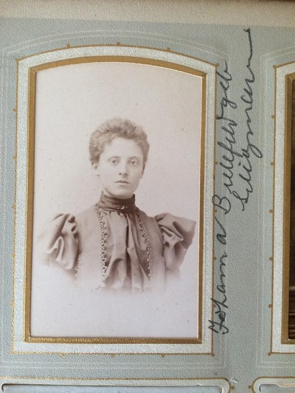 Johanna Bielefeld nee Seligmann