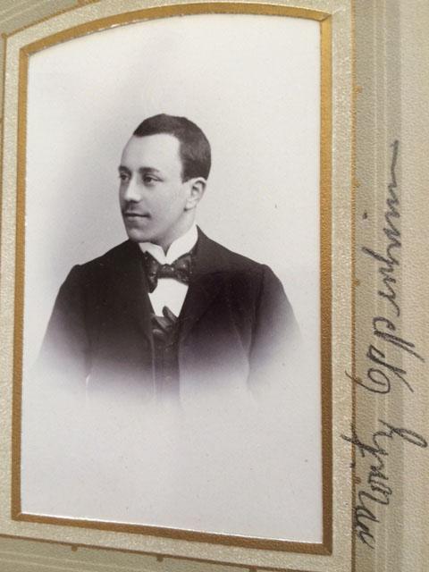 Moritz Oppenheimer