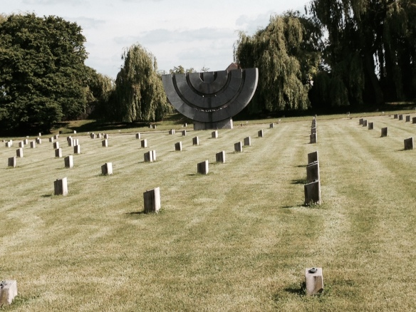 cemetery at Terezin