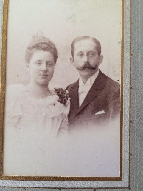 Unknown---is it Bettina Erlanger Ochs?
