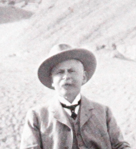 Adolph Seligman in Egypt