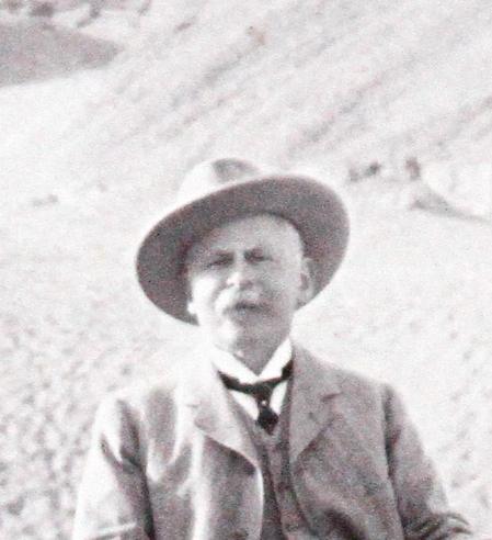 Adolph Seligman in Egypt