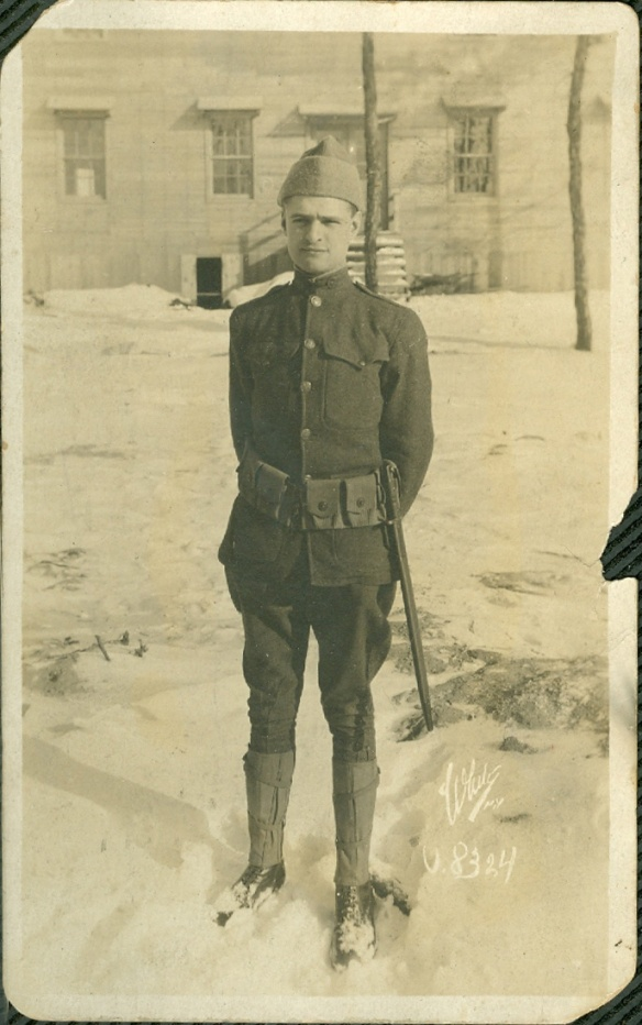 Albert Seligman ww1