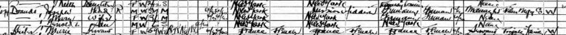 Joseph Brandt and family 1920 census  Source Citation Year: 1920; Census Place: Manhattan Assembly District 23, New York, New York; Roll: T625_1227; Page: 38B; Enumeration District: 1506; Image: 543