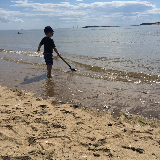 Stopping the tide