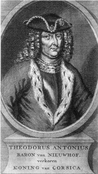 Theodore Neuhoff
