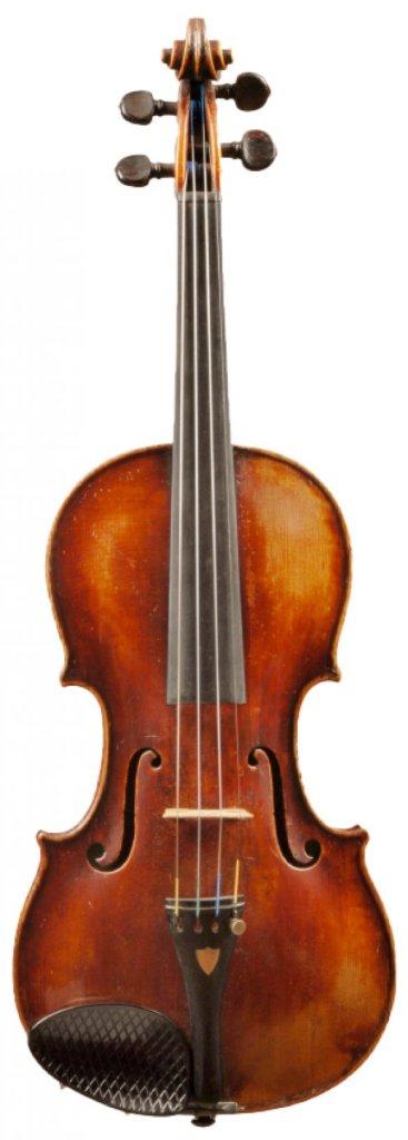 An Albani violin