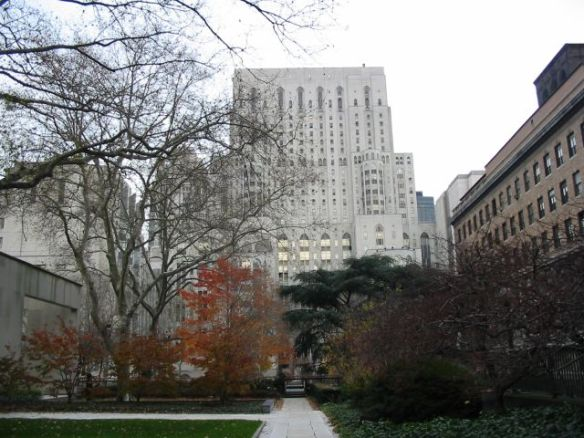 Cornell New York Hospital