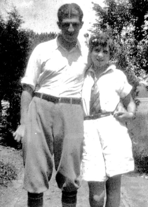 Harold and Teddi