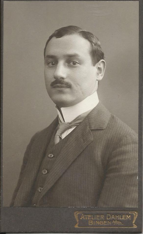 Joseph Wiener earlier picture