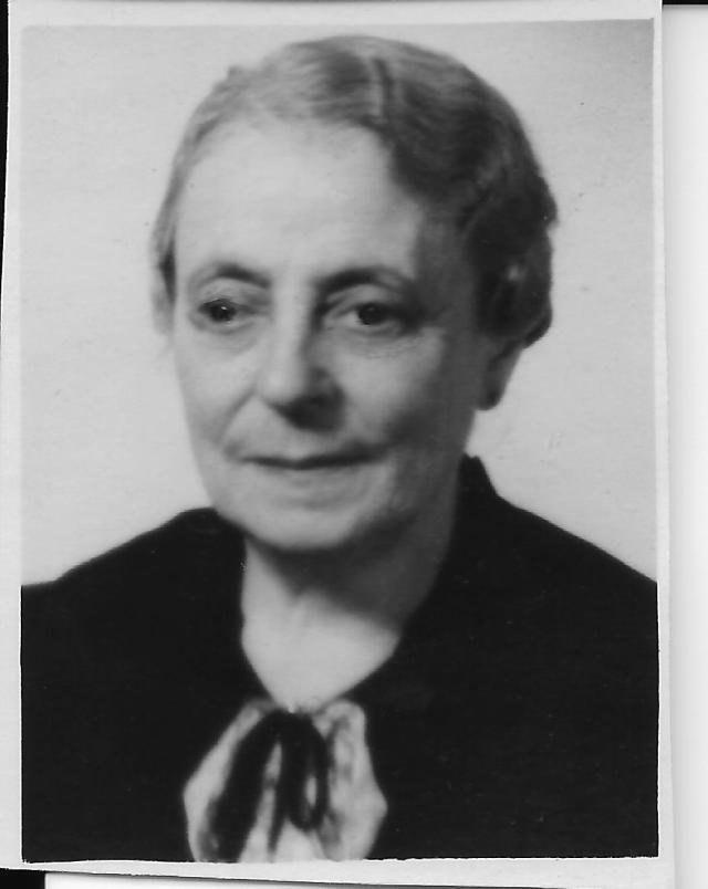 Laura Rosina Winter nee Seligmann