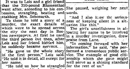 Lois Kane part 2