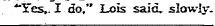 Lois Kane part 4