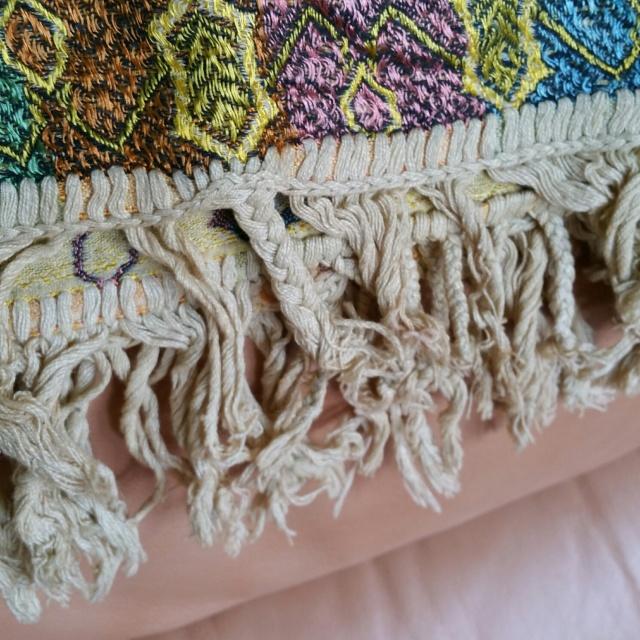 Beatty's tablecloth