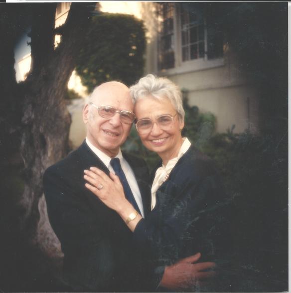 Uli and Lotte 1988