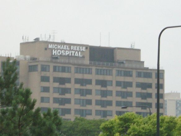 By Zol87 from Chicago, Illinois, USA (Michael Reese Hospital) [CC BY-SA 2.0 (http://creativecommons.org/licenses/by-sa/2.0)], via Wikimedia Commons