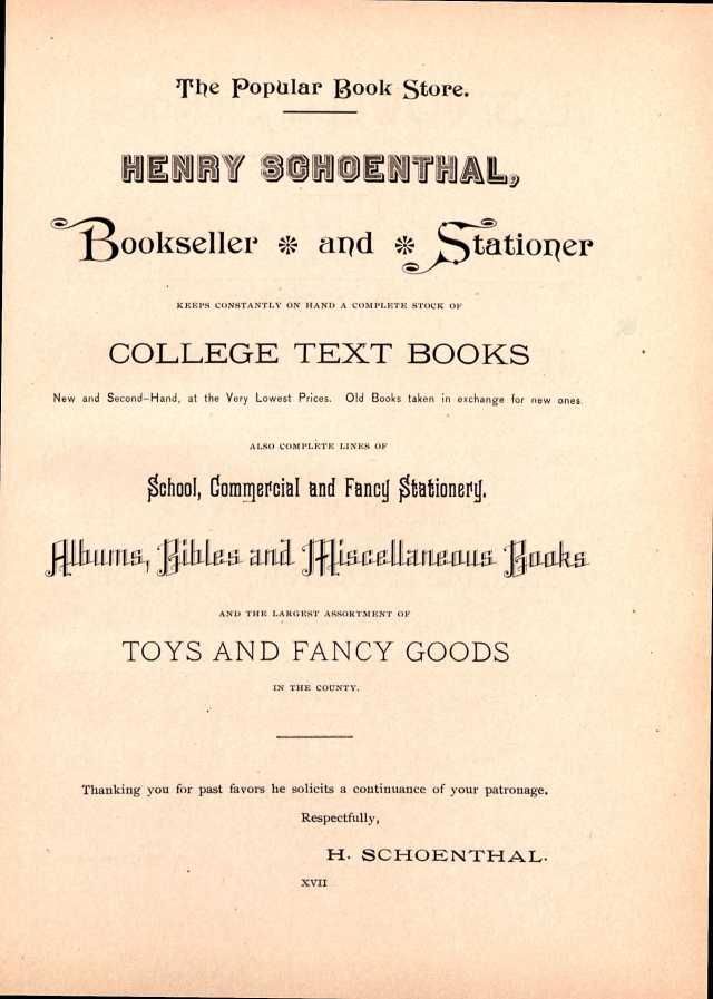 Ancestry.com. U.S., School Yearbooks, 1880-2012 [database on-line]. Provo, UT, USA: Ancestry.com Operations, Inc., 2010.