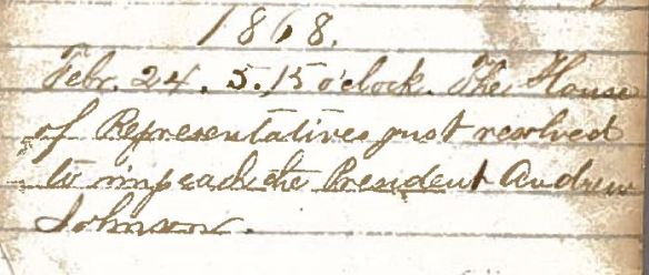 Henry Schoenthal diary p 14