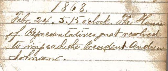 Henry Schoenthal diary p 14