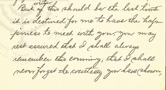 Henry Schoenthal Sermon 1912 p 3