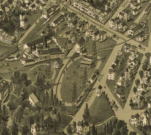 Washington, PA 1897 By Thaddeus Mortimer Fowler & James B. Moyer [Public domain], via Wikimedia Commons