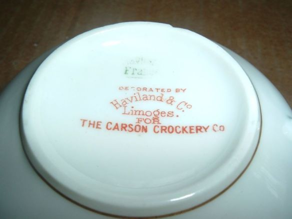 Carson Crockery