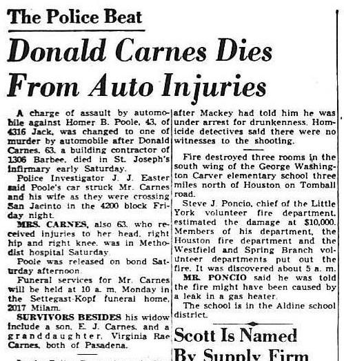 Houston Post, November 7, 1948