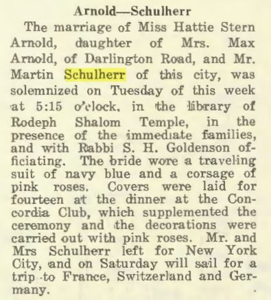 Jewish Chronicle, May 13, 1921 http://digitalcollections.library.cmu.edu/portal/service.jsp?awdid=1&smd=1#