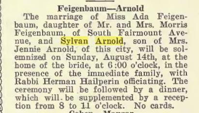 Jewish Criterion August 12, 1927 http://digitalcollections.library.cmu.edu/portal/service.jsp?awdid=1&smd=1#