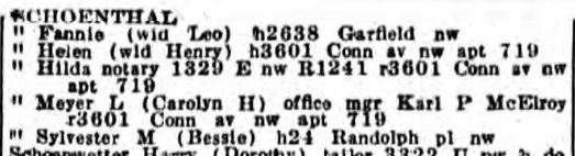 Ancestry.com. U.S. City Directories, 1822-1995 [database on-line]. Provo, UT, USA: Ancestry.com Operations, Inc., 2011.