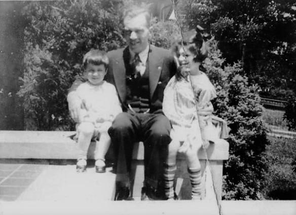 Dad Uncle Gerson Eva