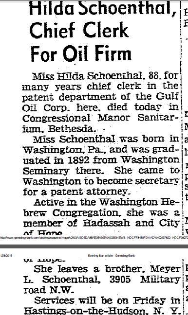 Washington Evening Star, June 6, 1962, p. 41