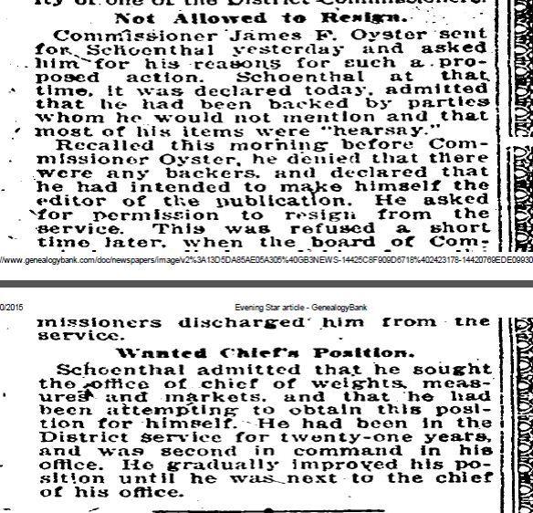 Washington Evening Star, May 3, 1922, p. 18