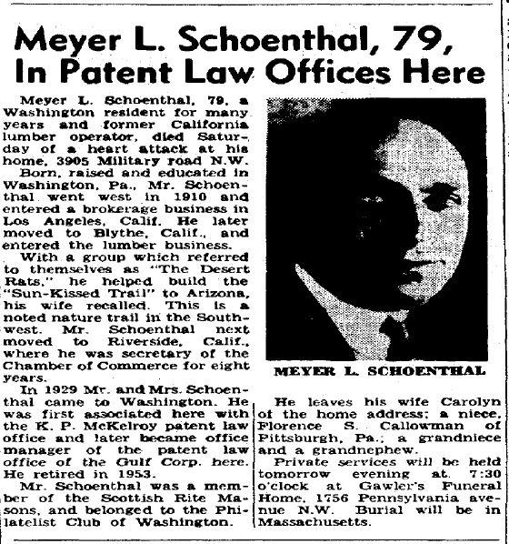 Washington Evening Star, February 18, 1963, p. 24