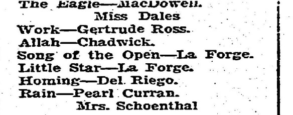 Riverside Daily Press article -Mrs Meyer Schoenthal soprano-page-003