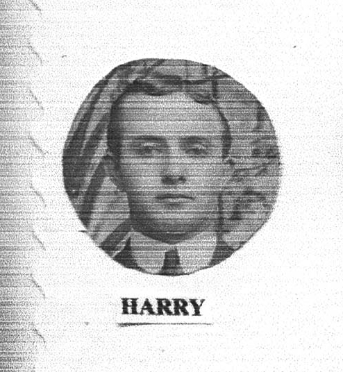 Harry Schoenthal Courtesy of the family of Hettie Schoenthal Stein