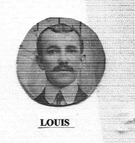 Louis Mansbach Schoenthal Courtesy of the family of Hettie Schoenthal Stein
