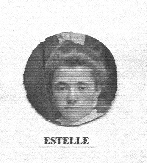 Estelle Schoenthal courtesy of the family of Hettie Schoenthal Stein