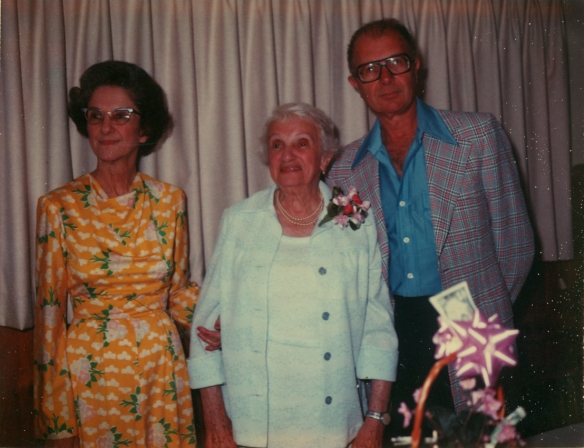 Hettie Stein's 90th birthday 1976