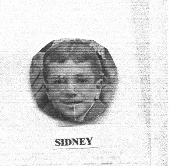 Sidney Schoenthal courtesy of the family of Hettie Schoethal Stein